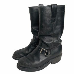 Dayton Riders leather Motorcycle Boots